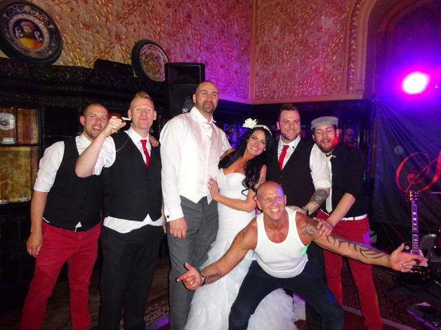 The Superlicks @ Gemma & Leigh's Wedding