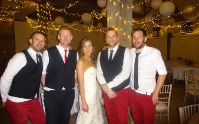 The Superlicks @ Emma & Peter's Wedding