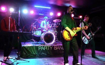 The Superlicks @ Askham Bryan College Summer Ball
