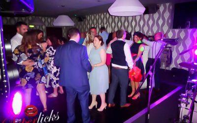 The Superlicks @ Karen & Johnny's Wedding
