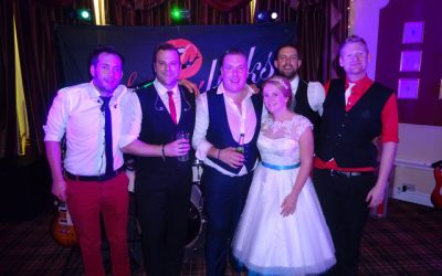 The Superlicks @ Cheryl & James' Wedding