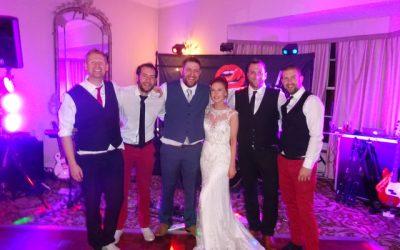 The Superlicks @ Natalie & Karl's Wedding