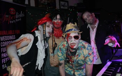 The Superlicks – Halloween 2016
