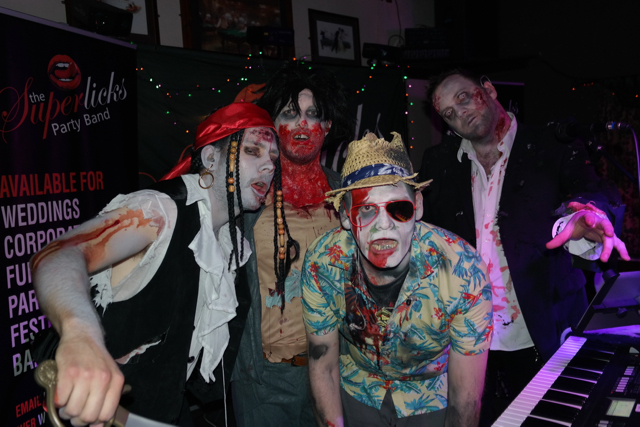 The Superlicks – Halloween 2016