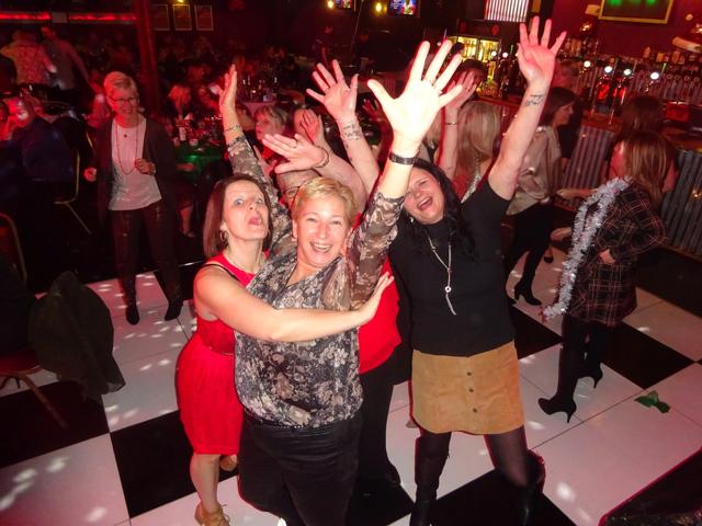 The Superlicks @ The Venue Xmas Party
