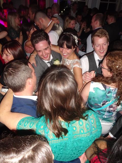 The Superlicks @ Louise & Herbie's Wedding