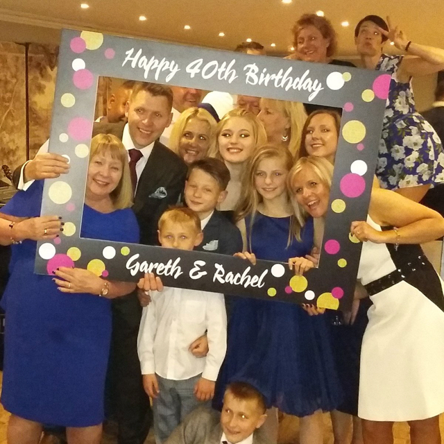 The Superlicks @ Rachel & Gareth's Birthday Bash