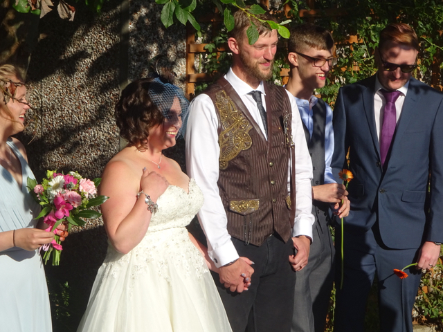 The Superlicks @ Nicola & Adam's Wedding