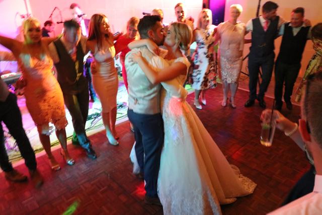 The Superlicks @ Alex & Jasmine's Wedding