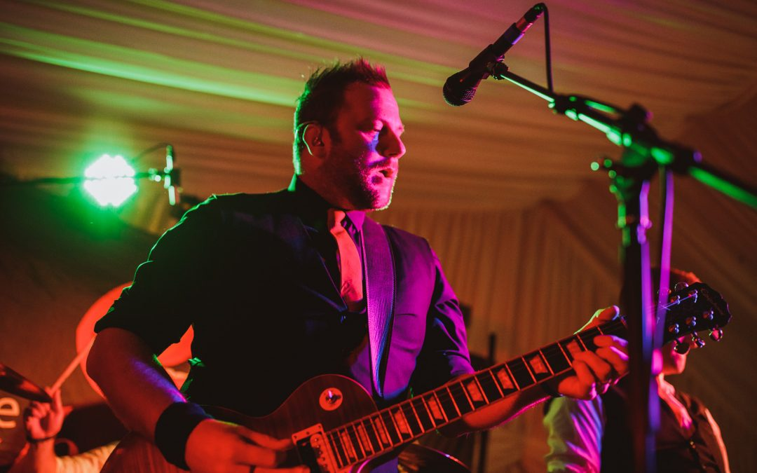 The Superlicks @ Kevin & Sally's Wedding