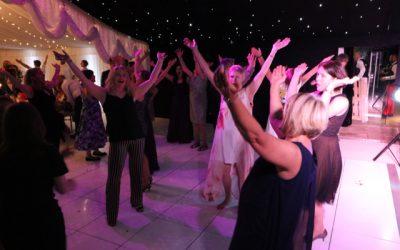 The Superlicks @ Andy & Alison's Wedding