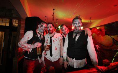 The Superlicks @ Halloween Spooktacular 2017
