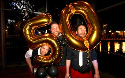 The Superlicks @ Christina's Birthday Party