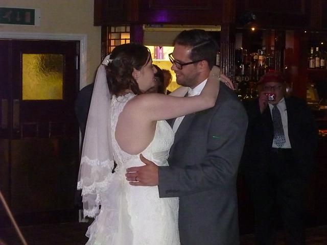 The Superlicks @ Rachael & Jeff's Wedding