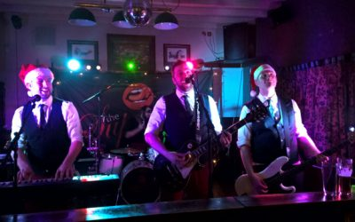 The Superlicks @ Christmas Cracker Gig