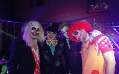 The Superlicks – Halloween 2015