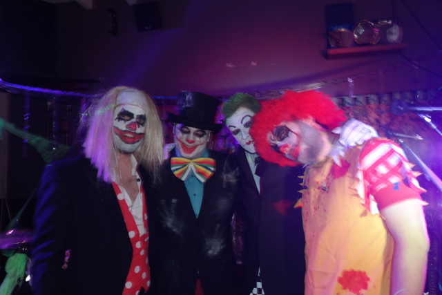 The Superlicks – Halloween 2015