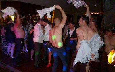 The Superlicks @ Steve & Natasha's Wedding