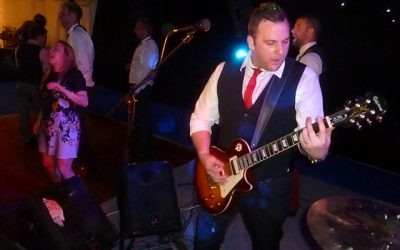 The Superlicks @ Owen & Vicky's Wedding‏