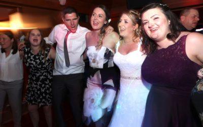 The Superlicks @ Arran and Katie's Wedding