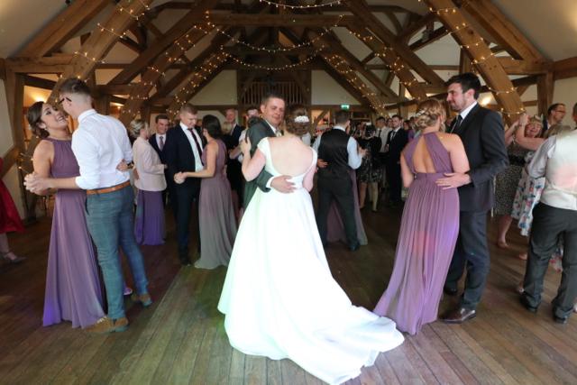 The Superlicks @  Emily & Martin's Wedding