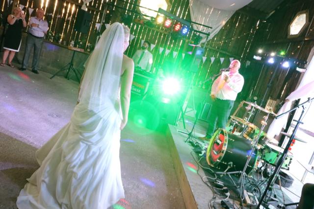 The Superlicks @ Gary & Jo's Wedding