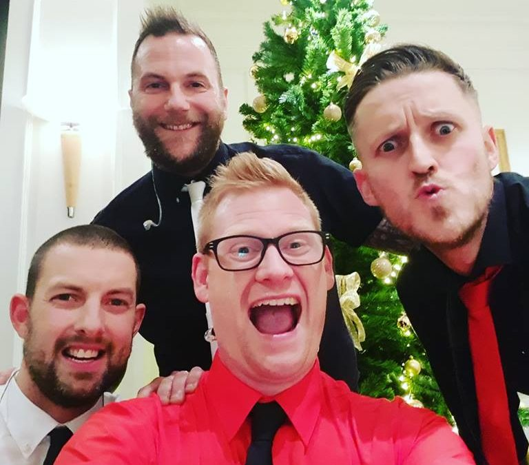 The Superlicks @ The Holiday Inn Christmas Party