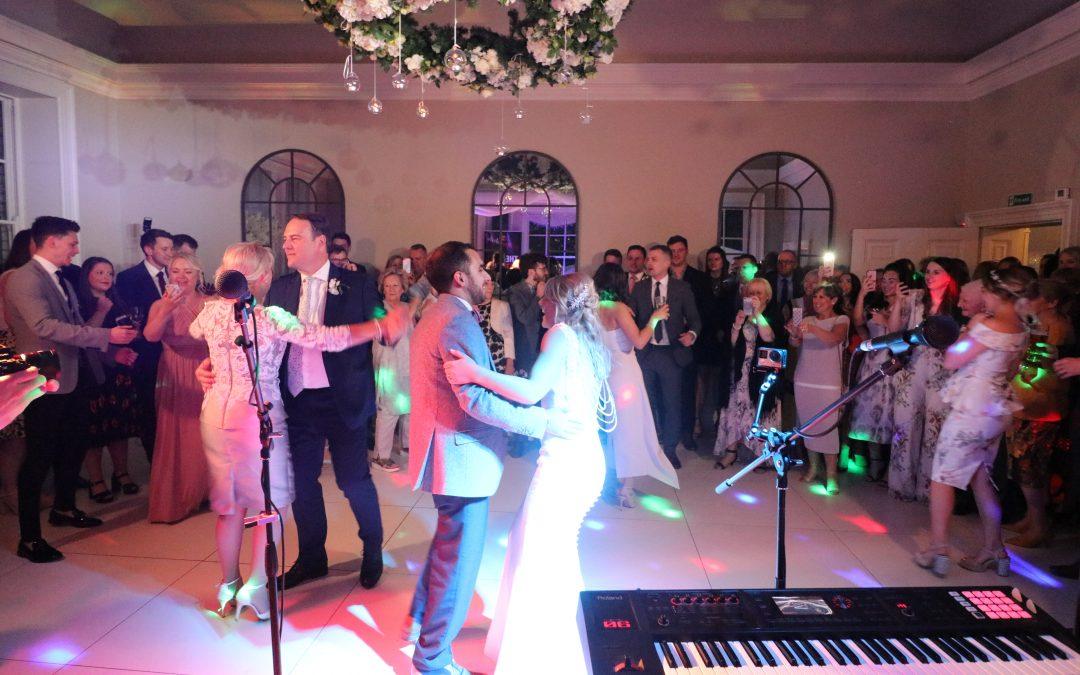 The Superlicks @ Jenna & Will's Wedding