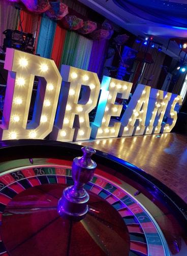 The Superlicks @ The Macmillan Hopes & Dreams Ball 2019