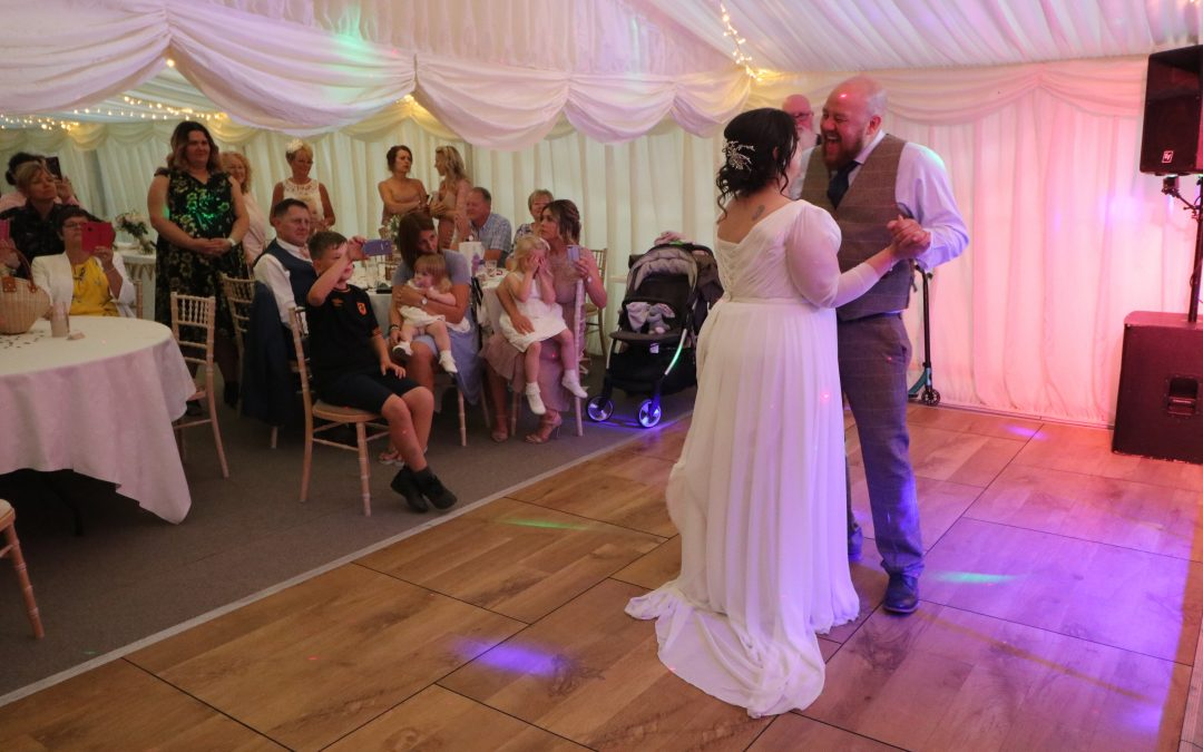 The Superlicks @ Kris & Nicola's Wedding