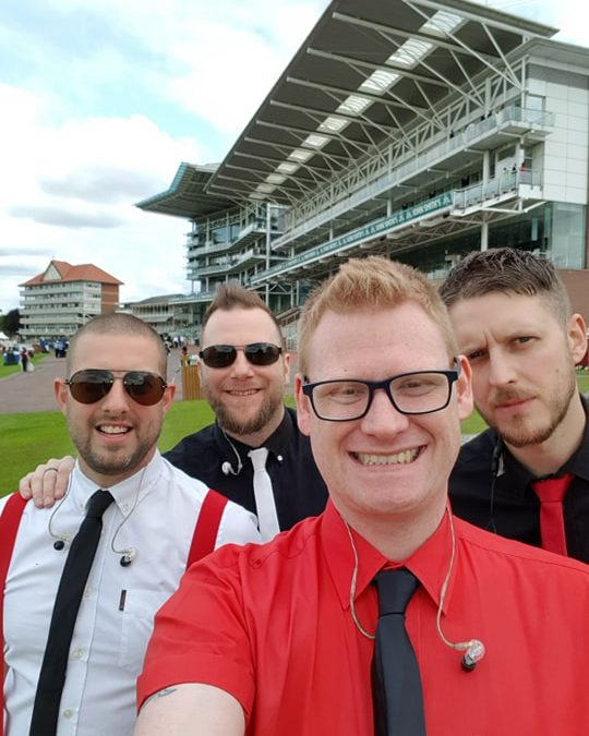 The Superlicks @ York Racecourse – John Smith's Meeting