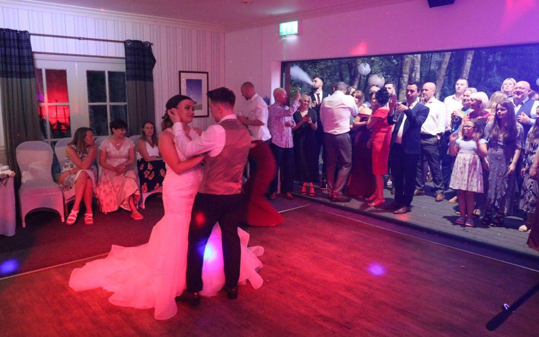 The Superlicks @ Kane & Laura's Wedding