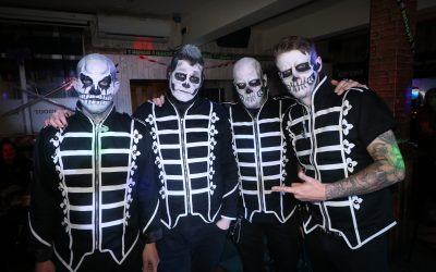 The Superlicks @ Halloween Spooktacular 2019